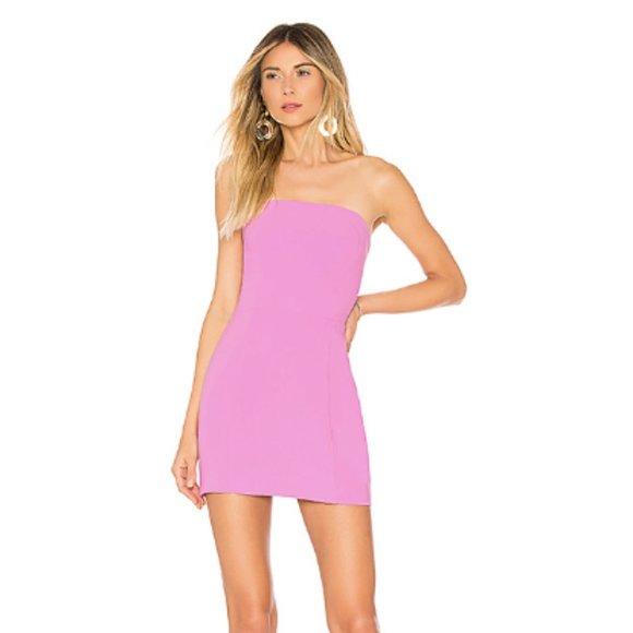 Amanda Uprichard X Revolve Mandy Dress